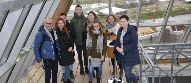 Erasmus+ – Licealiści w Rydze